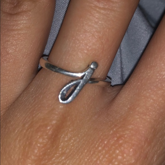 James Avery Jewelry - Letter James Avery ring